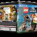 Capa LEGO Jurassic World PS3 [Exclusiva]