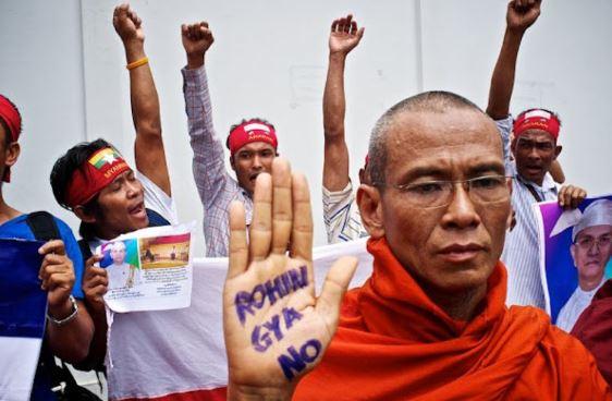 Myanmar Mahu Hapus Rohingya Seperti Hitler Lakukan Kepada Yahudi