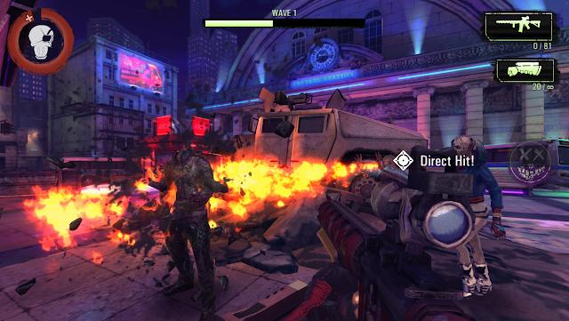 Deadshot Screenshot