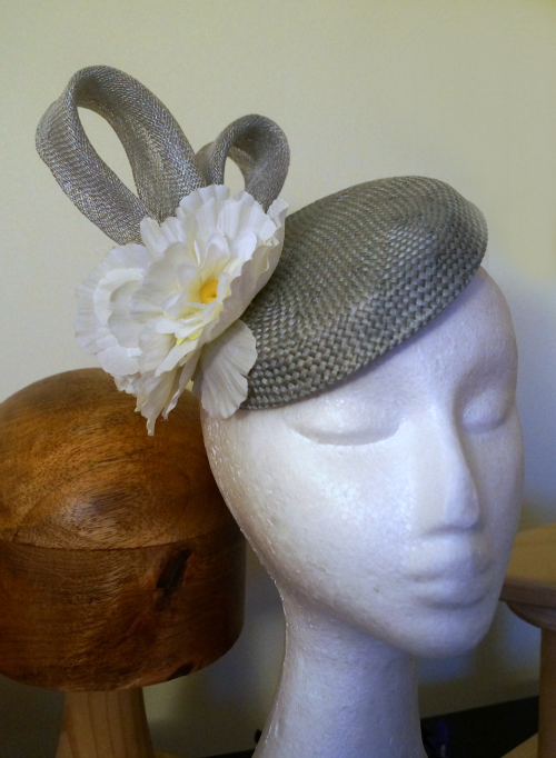 A Straw and Sinamay Op-shop Hat Refashion | Tanith Rowan