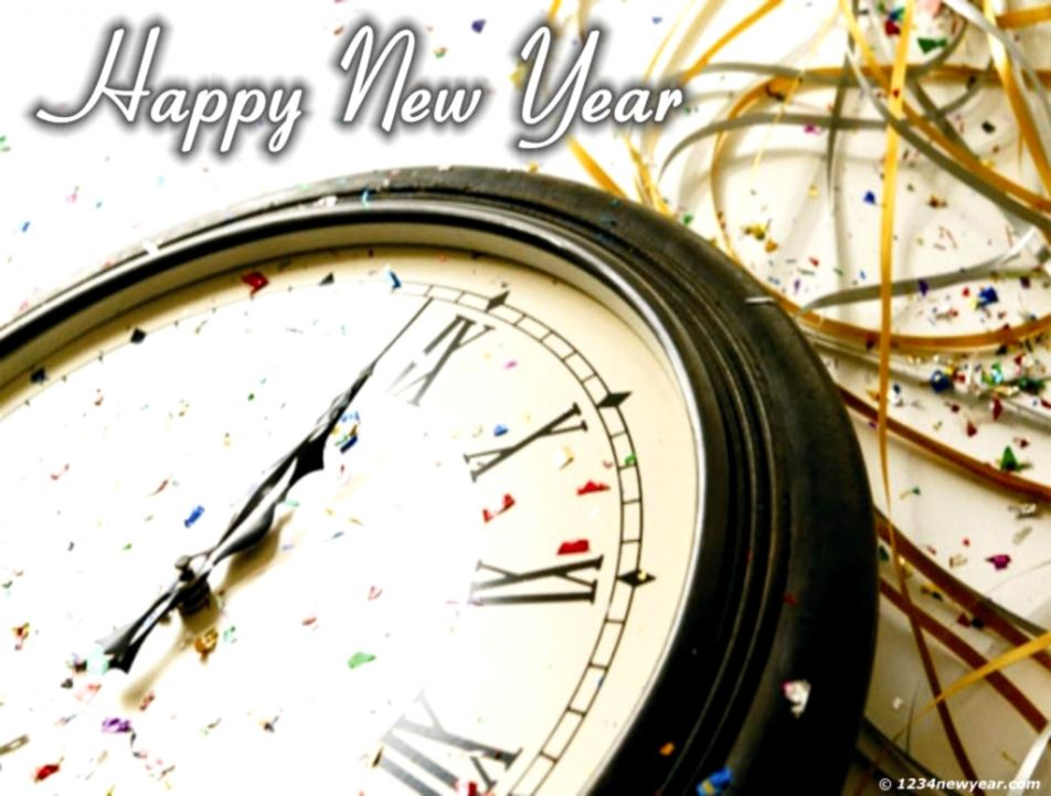 New Year Countdown Clock Wallpaper for Free Download New Year 2019
