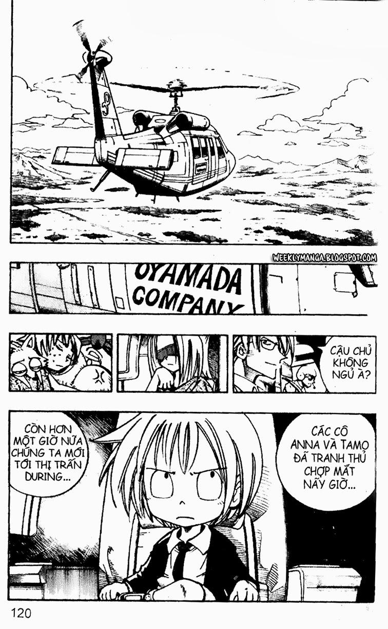 Shaman King [Vua pháp thuật] chap 96 trang 20