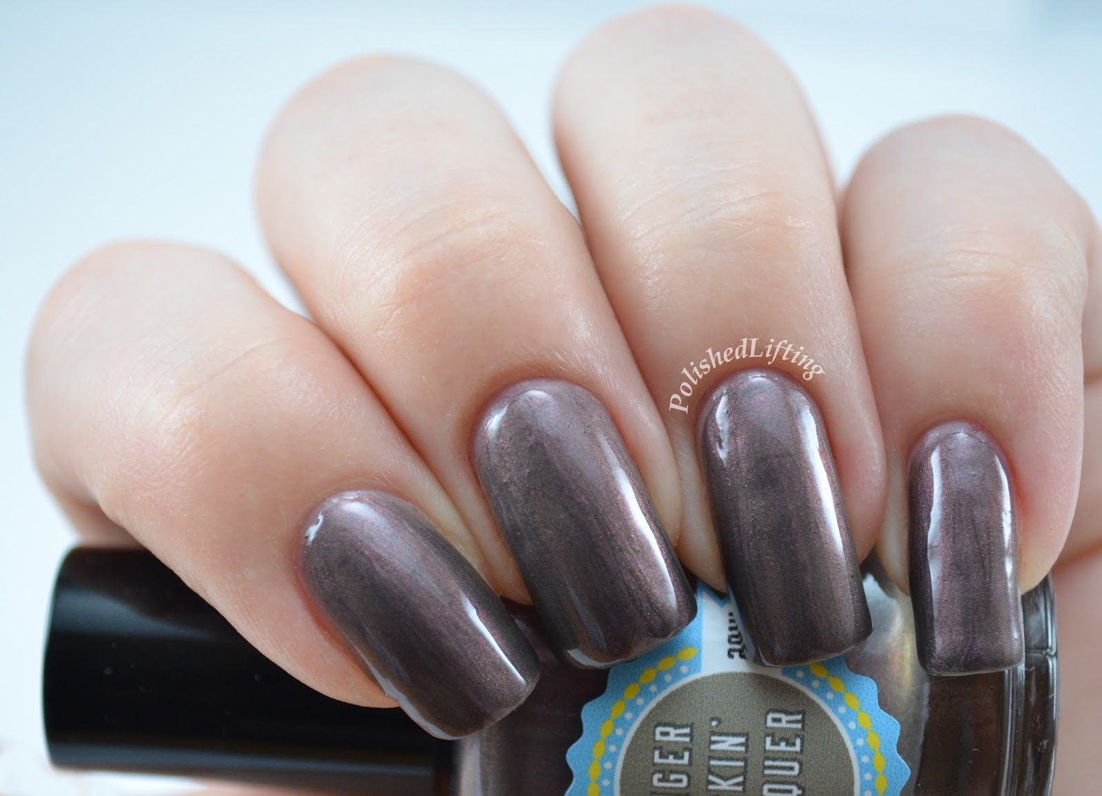 Finger Lickin' Lacquer Supernatural Hello Boys