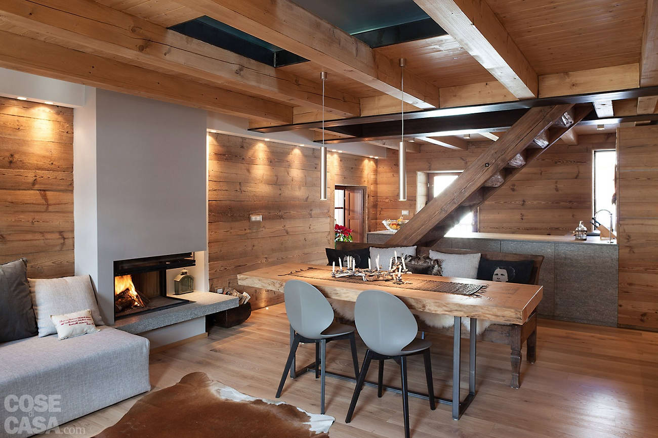 Among Them Is Using A Mirror For A Wider Effect, Utilizing Multifunction  Furniture, Uniting Two Rooms In One Area, To Make The Kitchen Under The  Stairs.