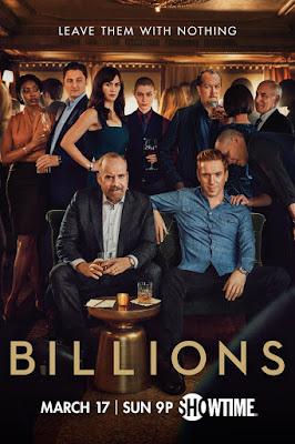 Billions Season 4 Poster 2