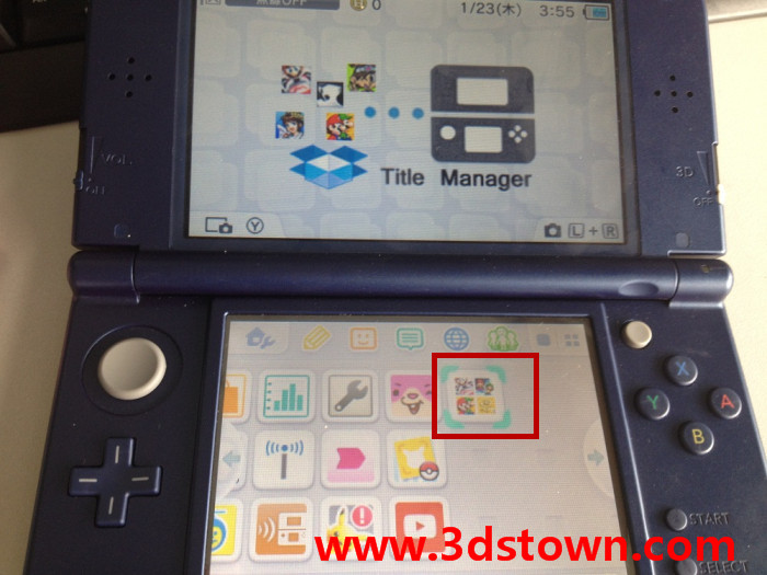 3DSTOWN COM: What is BigBlueMenu and how to instal the