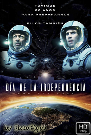 Dia De La Independencia Contraataque [2016] [Latino-Ingles] HD 1080P [Google Drive] GloboTV