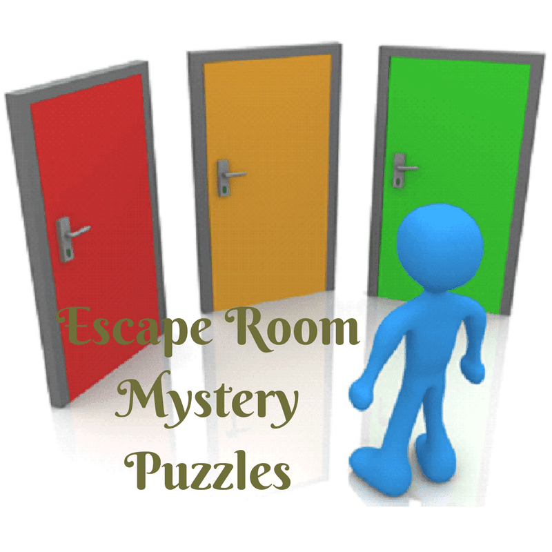 Escape Room Physical Puzzles