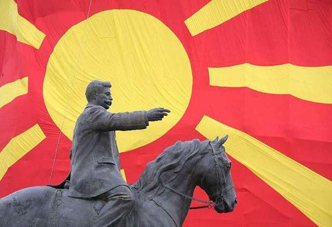 Mazedonien feiert seinen Nationalfeiertag Ilinden