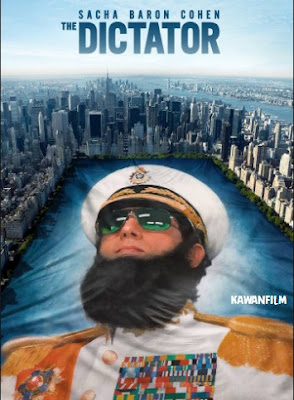 The Dictator (2012) Bluray Subtitle Indonesia