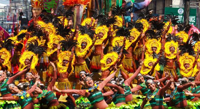 Dinagyan Festival in Iloilo happens January of each year