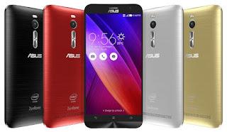 Ini Dia, Spesifikasi Asus Zenfone 2 Laser ZE500KG 16 GB Terbaru