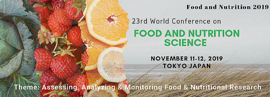Food and Nutrition 2019