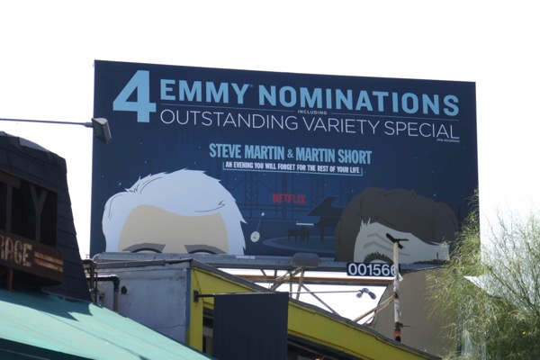 Steve Martin Short Netflix Emmy nominee billboard