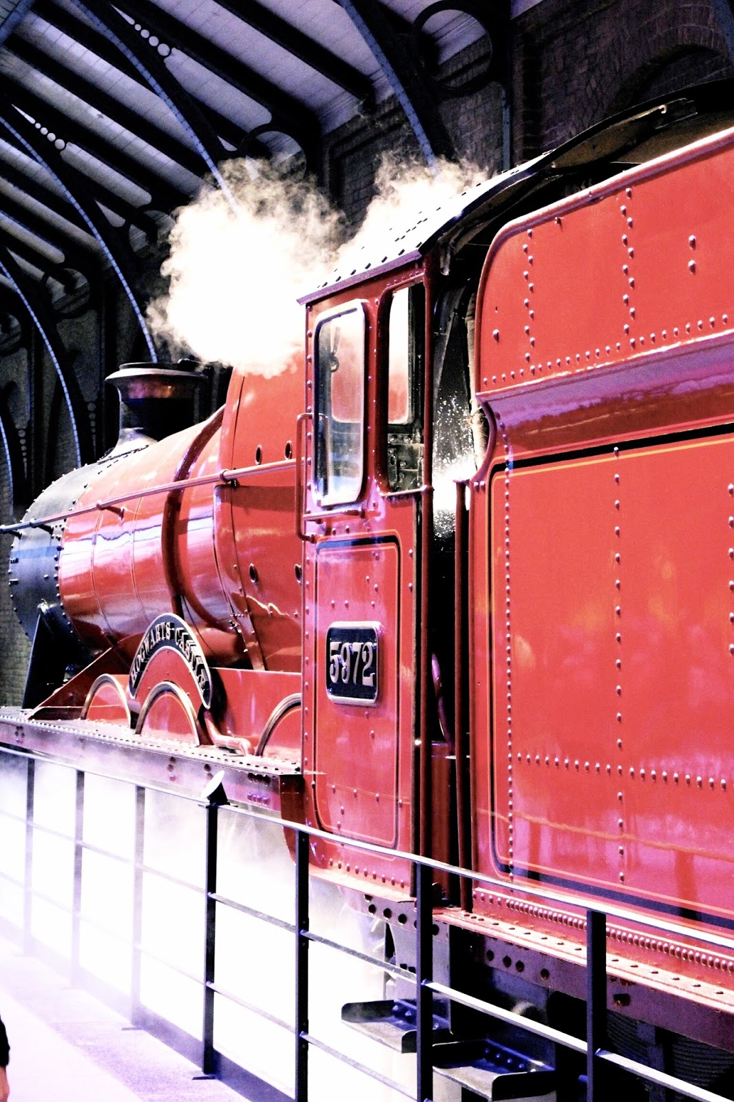 Harry Potter Hogwarts Express at London Studio