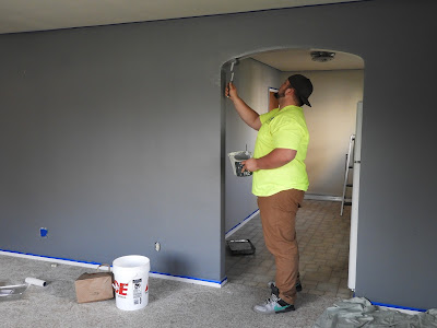 Why hire a house painter?