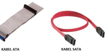 16 Perbedaan Kabel SATA dan Kabel IDE Secara Umum Kamu Harus Tahu