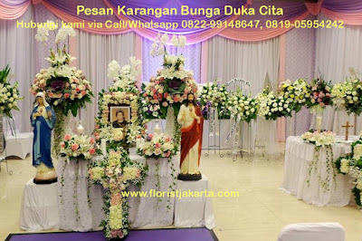Bunga Duka Cita Grand Heaven
