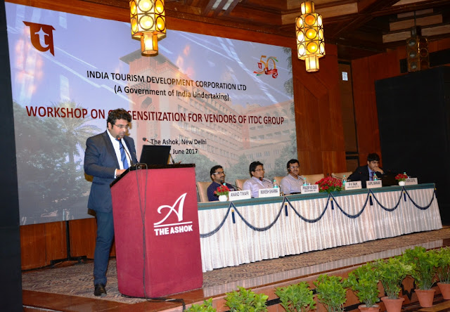 ITDC organizes Workshop to sensitize Trade partners and Stakeholders