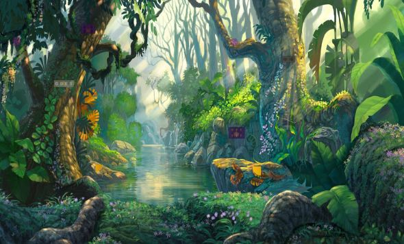 ZooZooGames Wild Forest S…