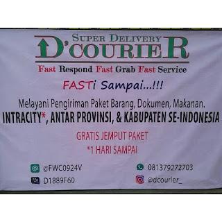 CV D'COURIER Super Delivery
