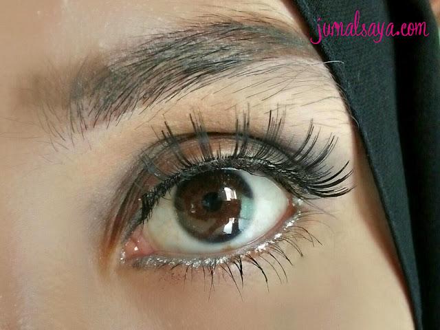 false lashes untuk sehari hari