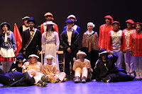 Festival de folclore del Ibarra-Kaldu
