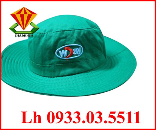 Công ty sản xuất mũ tai bèo, nón bảo hiểm quà tặng giá rẻ