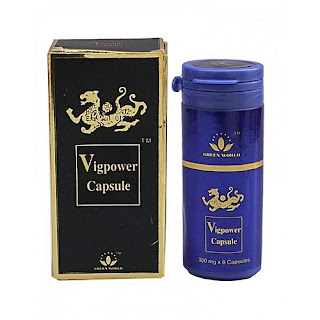 Vig Power Capsules For Men In Lahore