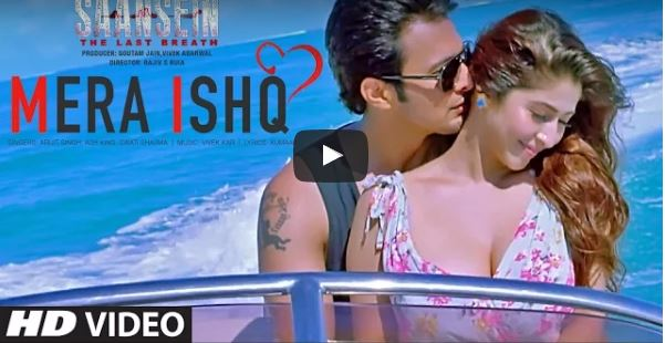 mera isq - video song saansein- Arijit singh