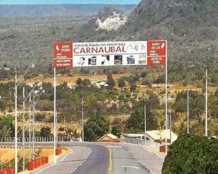 Resultado de imagem para prefeitura de carnaubal