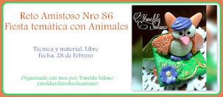 Reto Amistoso nº86 Fiesta Temática con Animales