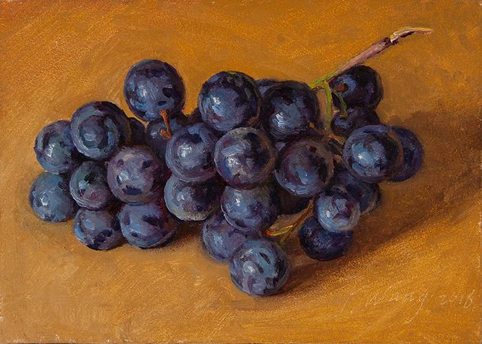 Oil Painting Kitchen Art
