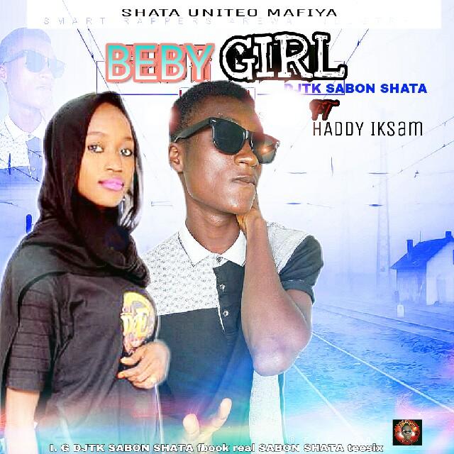 Baby Girl Music || DJTK Sabon Shata ft Haddy iksam