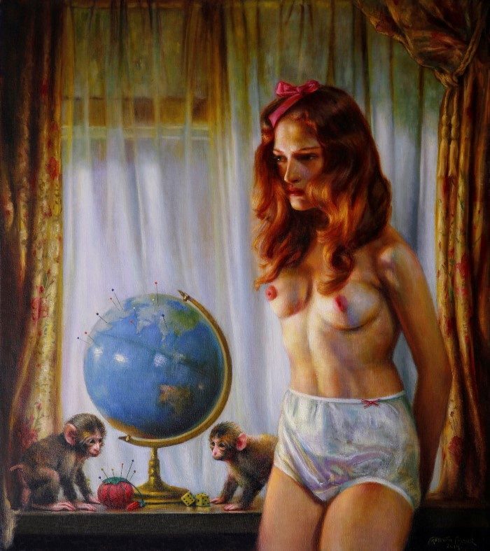 Американский художник-реалист