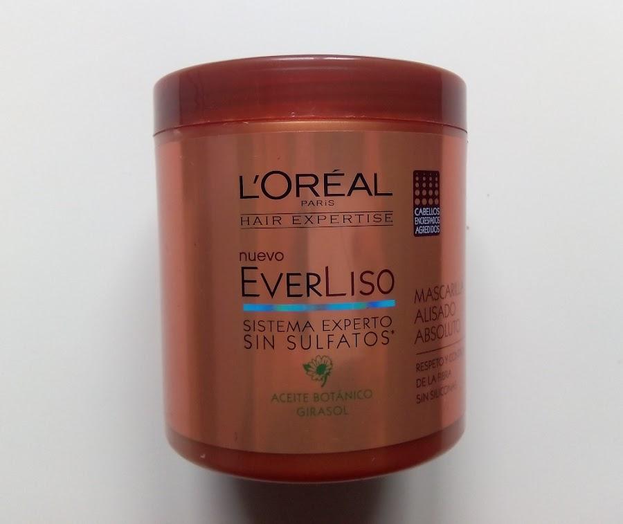 Mascarilla Everliso - Loreal