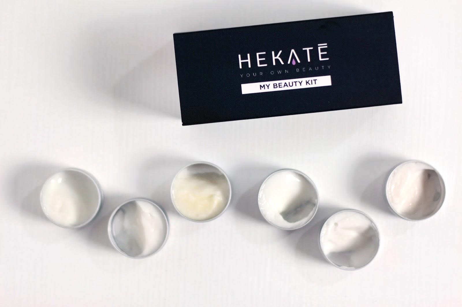 Come personalizzare la crema viso su misura con Hekatè