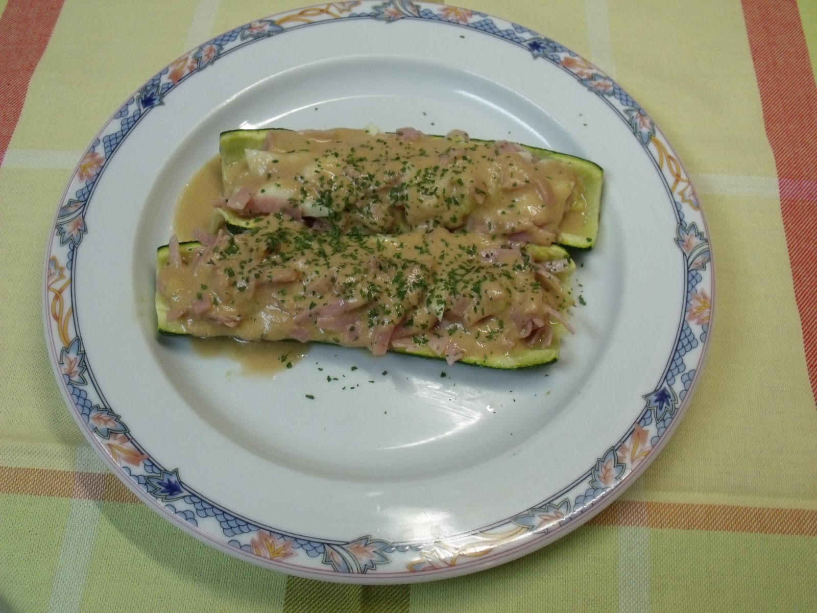 Ver Recetas De Cocina Faciles Y Economicas The Little Kitchen Of Silvia Calabacines Rellenos