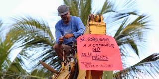 Tito Kayak Defiende árboles