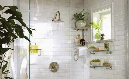 White Subway Tile Bathroom Ideas and Pictures on Bathroom Ideas Subway Tile  id=22449