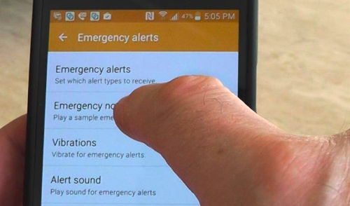 How to Turn Off Amber Alerts on Android