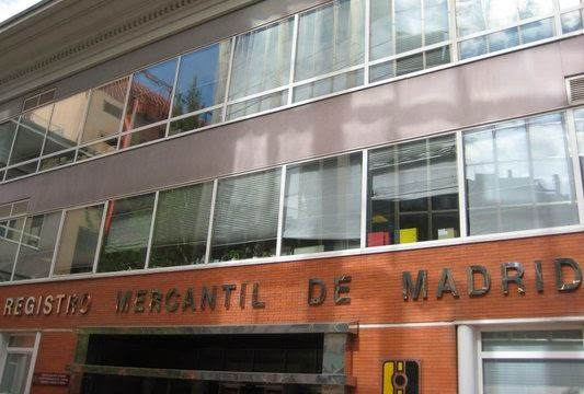 Registro Mercantil de Madrid