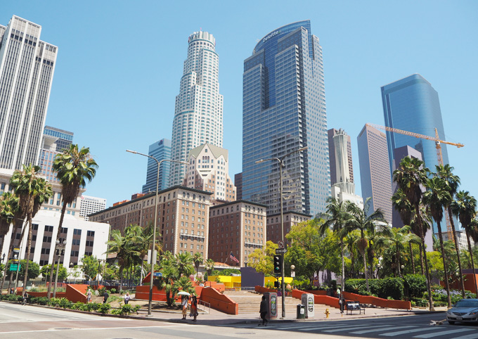 TravelGuidetoLA Downtown LA