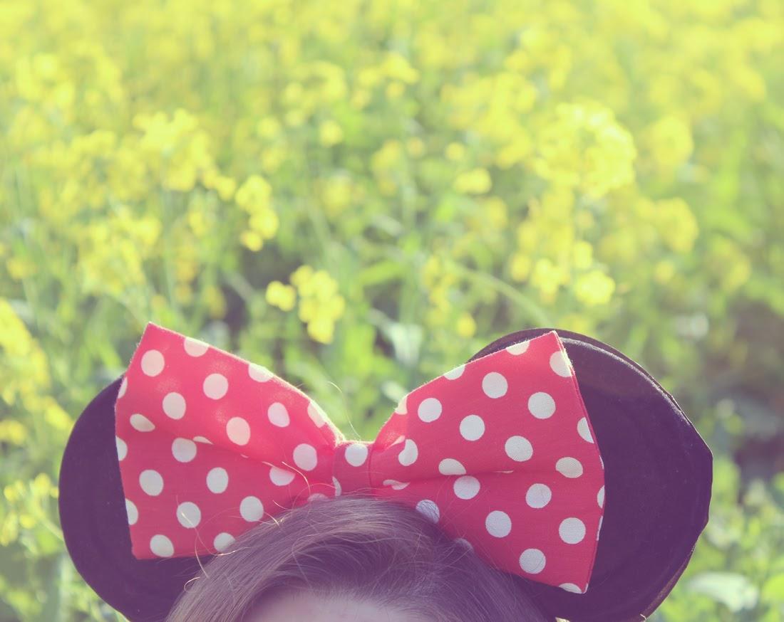 Disfraz handmade de Minnie Mouse Punto de Lu