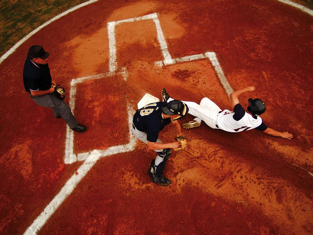 Live Sports: Baseball Wallpapers