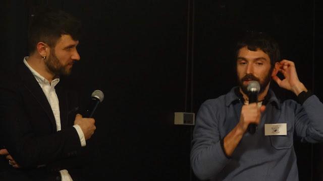 Julien Aubert et Timothée Magot présentation Instraviata