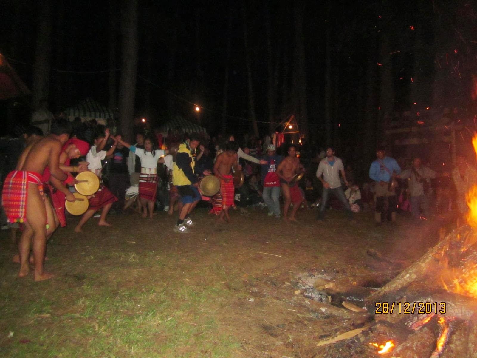 sagada bonfire festival