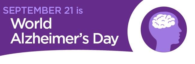 Παγκόσμια Ημέρα Νόσου Alzheimer 21-9-2017