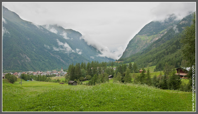 Valle de Otzal (Austria)