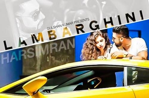 Lamborghini Lyrics Harsimran Feat Heartbeat Full Video Lyricswala